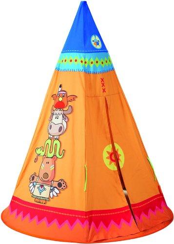 HABA Tepee Play Tent Playhouse (Haba Tent Play)