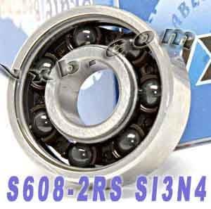 cyclisme VTT triathlon 8 x 22 x 7 mm pour le v/élo Roulement /à lUnit/é 608-2RS B3 Inox MTB