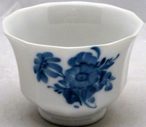 Royal Copenhagen Blue-Flowers (Smooth) Open Sugar Bowl