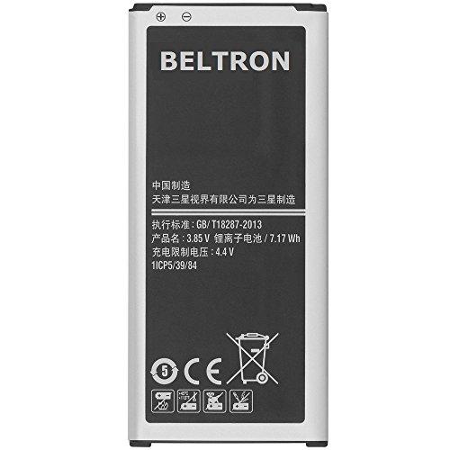 New 1860 mAh BELTRON Replacement Battery for Samsung - Samsung Galaxy Alpha Battery