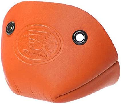 RIEDELL Leather Toe Caps Pair - Orange