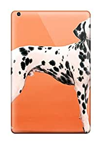 6925764J19550334 Ipad Mini 2 Dalmatian Tpu Silicone Gel Case Cover. Fits Ipad Mini 2