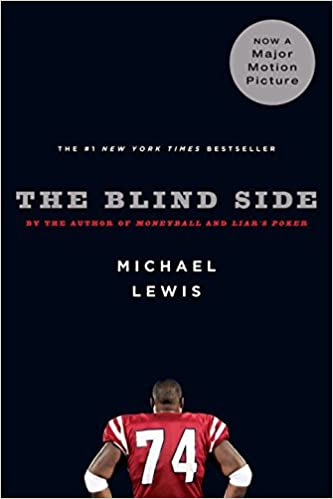 Image result for the blind side book cover
