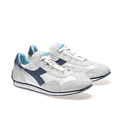 EQUIPE STONE WASHC0837 Diadora Heritage Sneaker Bianco 46 Uomo Clásico Barato Venta Barata 2018 Unisex 5CkhJKI0mz