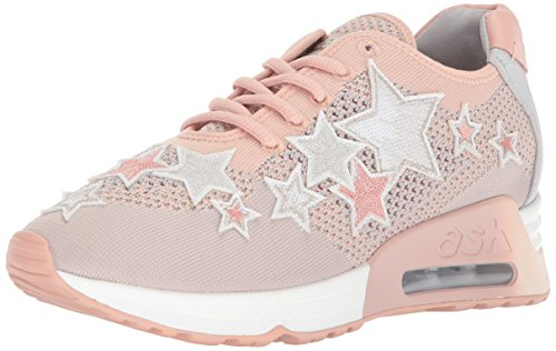 Ash Women's As-Lucky Star Sneaker Nude/Pearl ex5aYrIirW