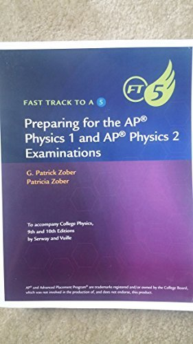 Preparing for the AP Physics 1 and the AP Physics 2 Examinations 2015 (Ap Physics 1 2015 compare prices)