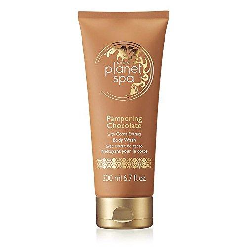 Avon Planet Spa Pampering Chocolate Body Wash