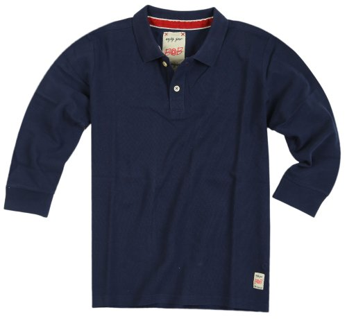 BOB Herren Poloshirt navy BOB001-030