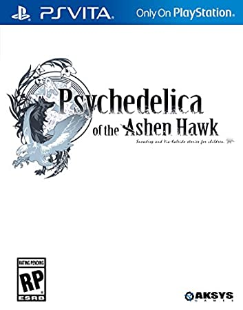 Psychedelica of The Ashen Hawk - PlayStation Vita