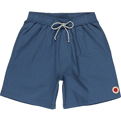 Mollusk Vacation Trunk - Men's Nippon Blue, M