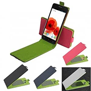 Up-down Flip PU Leather Case Cover for Cubot Bobby