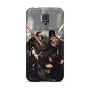 Shock Absorbent Hard Cell-phone Case For Samsung Galaxy S5 With Allow Personal Design Beautiful Rise Against Skin ChristopherWalsh