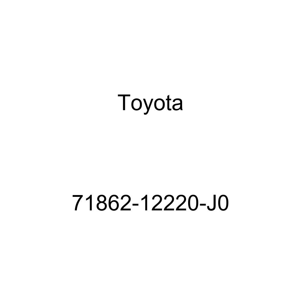 TOYOTA Genuine 71862-12220-J0 Seat Cushion Shield