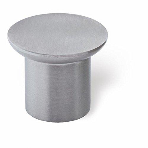 Pomo de estrecha, diseño, acero inoxidable - de acero ...