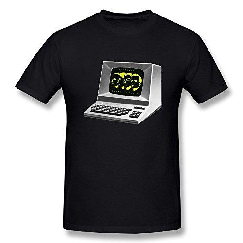 Men's Kraftwerk Computer World Cotton T Shirt , S to 6XL