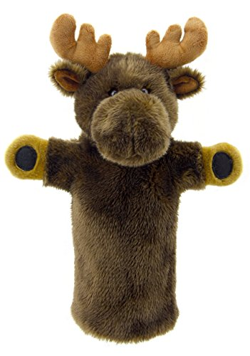 Moose Hand Puppet - 1