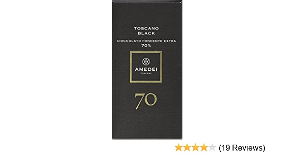 Amedei Toscano Black 70% Chocolate Bar