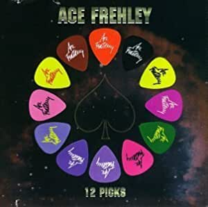12 Picks By Ace Frehley (1997-05-07)