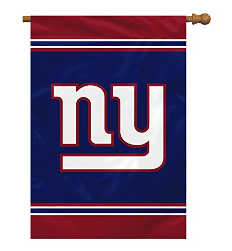 New York Giants House (NFL New York Giants 1 Sided House Banner, 28