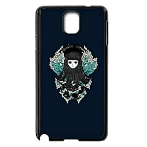 Samsung Galaxy Note 3 Cell Phone Case Black russian doll VS5336871