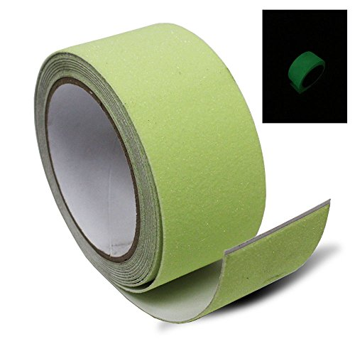 UPC 886461176795, Anti-Slip Glowing Self-Adhesive Tape - 9 Foot x 2 Inch