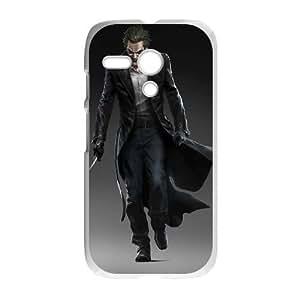 Batman Joker Motorola G Cell Phone Case White gift pp001_9440898
