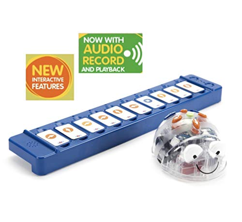 Blue-Bot Tactile Reader Starter Pack Programme Your Blue-Bot in a Multi-Sensory Manner | Unique and Extremely Fun Way | 25 TacTiles ()