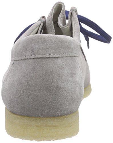 Sioux Grashopper-H-141, Men's Mocassins Grey - Grau (Linen)