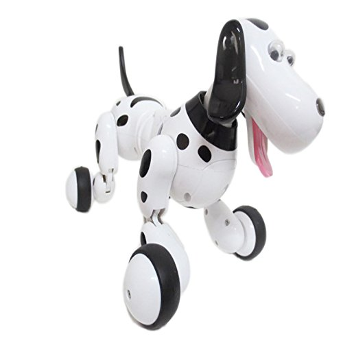 Low cost 2.4Ghz Rc Robotic Canine Sensible Canine Digital Pets Child's Toy, Distant Management Canine Toy Interactive Pet with Immersive Sound  Critiques