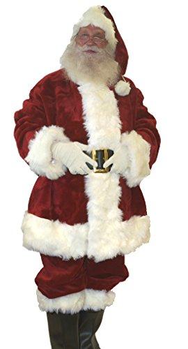 Top of the Line Santa Suit (XX-Large) [Apparel] (Suit Regency Santa)
