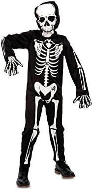 Disfraz de Esqueleto para niño: Amazon.es: Juguetes y juegos