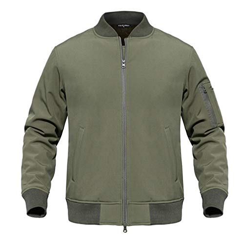 Waterproof Soft Shell Tactical MA1 Men Winter Military Camouflage Pilot Jacket