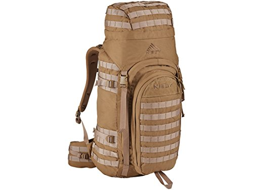 Kelty Organizer - Kelty Tactical Falcon 4000 Backpack Coyote Brown
