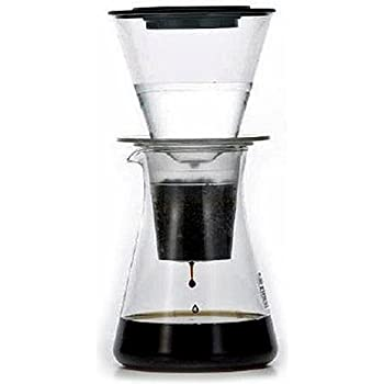 Iwaki Water Drip 4 Cup Cold Brew Dutch Coffee, Tea Maker
