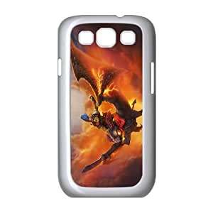 Samsung Galaxy S3 9300 Cell Phone Case White Defense Of The Ancients Dota 2 BATRIDER 003 VA2463373