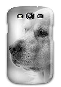 Stacey E. Parks's Shop Christmas Gifts 7712413K43894193 Fashion Protective Man's Best Friend Case Cover For Galaxy S3