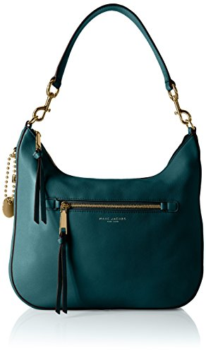 Marc Jacobs Recruit Hobo, Teal