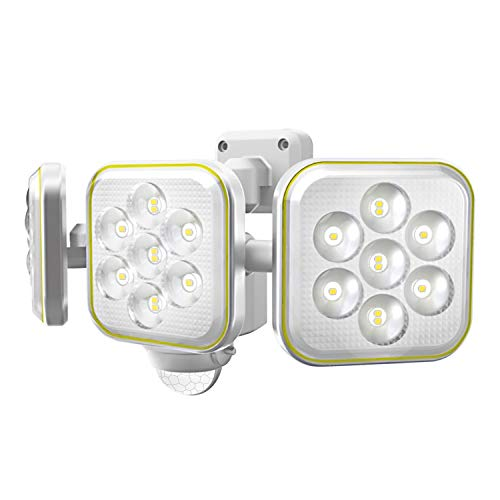Motion Sensor Flood Light Plug In in US - 8