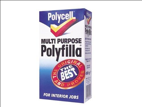 Polycell Multi Purpose Polyfilla - Powder 450GM