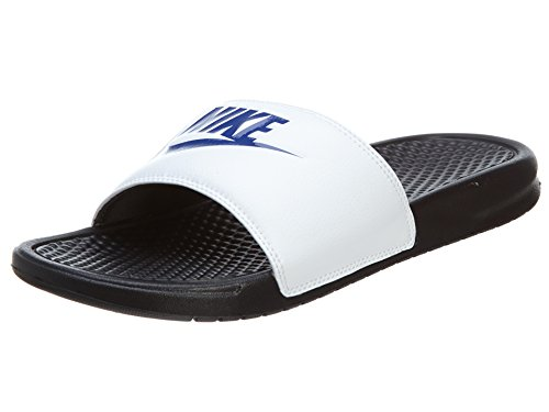 White Blue Just Benassi NIKE Athletic Sandal It Do Deep Black Men's Royal ax4qBvP