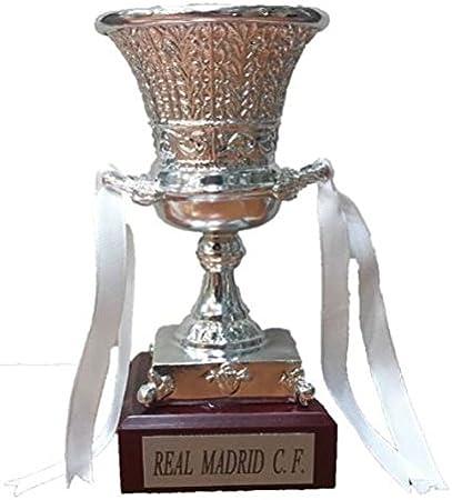 Trofeo SuperCopa Real Madrid Replica 15cm GRABADO Futbol coleccionistas SuperCopa de España Titulos Real Madrid Super Copa Real Madrid: Amazon.es: Deportes y aire libre