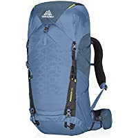 Gregory Paragon 58 Liter Men's Lightweight Multi Day Backpack (Omega Blue)