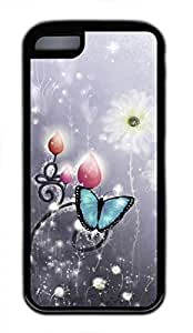 iPhone 5C Dream Of The Butterfly Case - Unique Cool Soft Cases