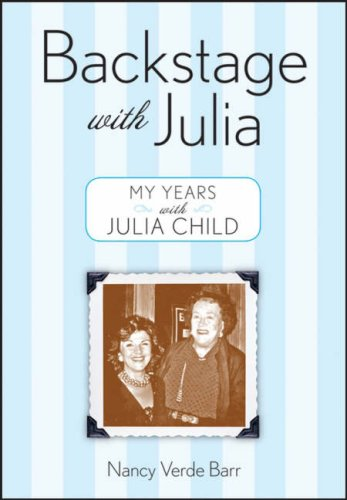 Backstage with Julia: My Years with Julia - Verde Bronze Finish