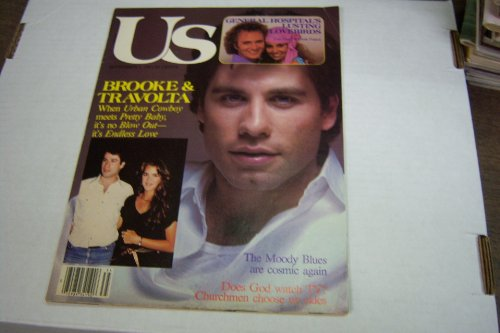 Us Magazine  John Travolta  September 1  1981