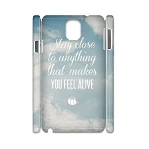 Custom New Case for Samsung Galaxy Note 3 N9000 3D, Stay Close Phone Case - HL-R682330