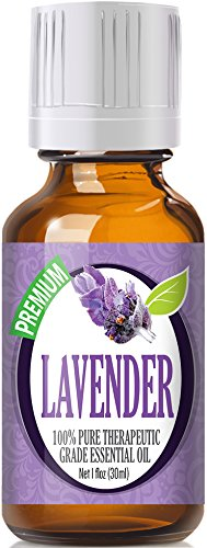 Lavender 100% Pure, Best Therapeutic Grade Essential Oil - 30mL (1oz)