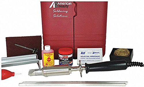 Electric Soldering Kit; Roofing, Sheet Metal, Large Joints