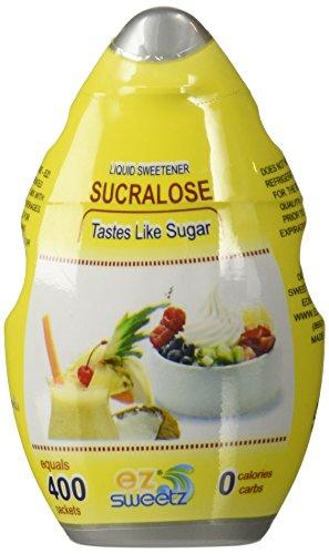 (EZ-Sweetz (1.05oz - Liquid Sweetener 400)