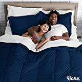 Bare Home Kids Comforter Set - Twin/Twin Extra Long - Goose Down Alternative - Ultra-Soft - Premium 1800 Series - Hypoallergenic - All Season Breathable Warmth